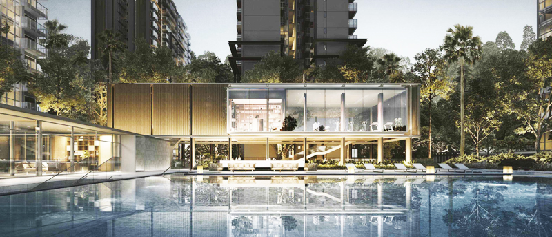 Residential apartments singapore
