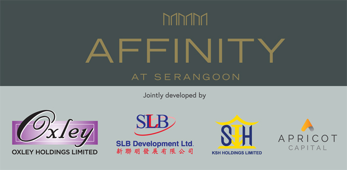 Affinity jointly developed by Oxley Holdings Limited