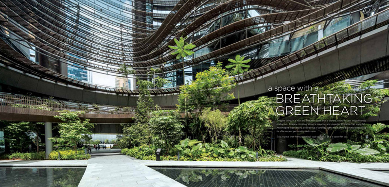 Private apartment singapore Marina One Residences New Launch Condo Sales