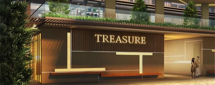 Treasure Tampines Condo Sales Showflat