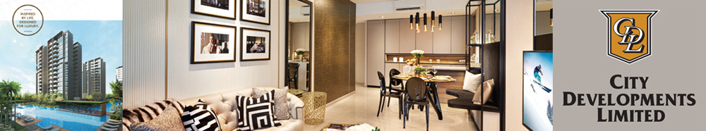 Luxury Executive condo in singapore EDGEDALE PLAINS