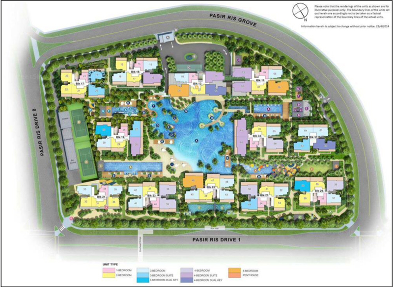 Most affordable condo in singapore Pasir Ris Grove