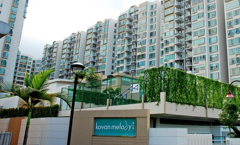 New residential projects in singapore  Kovan Melody E Brochure