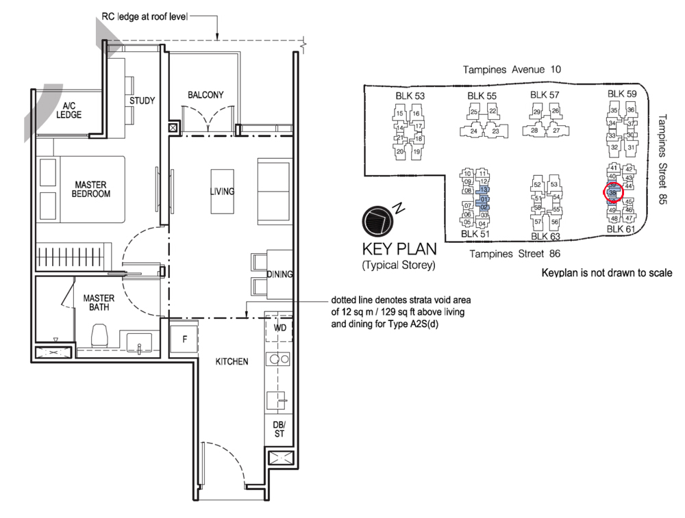 The Tapestry Condo Sales 1 bedroom+Study price at $790,480 subject to available as at Mar 2020 ..... Actual Site Viewing