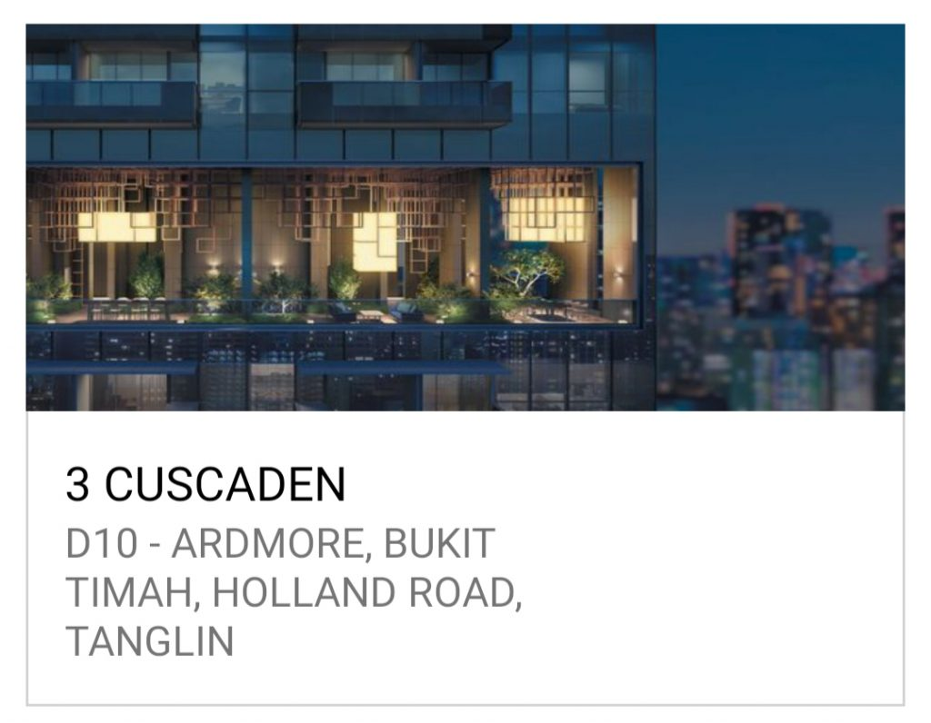 High End Condo Singapore New Launch Condo Sales The Ritz-Carlton Residences Orchard Road Condo