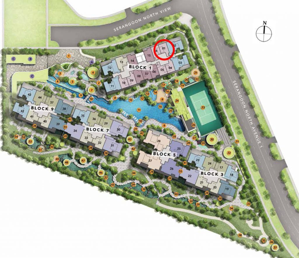 New projects singapore New condo for sale singapore New Launches 2020 Condo near Poh Huat Road