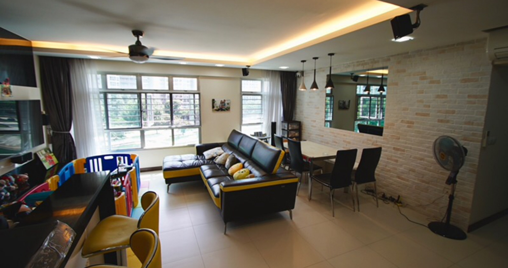 Sengkang Resale HDB near Upper Serangoon Crescent
