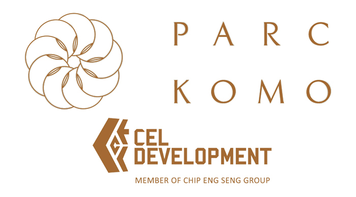 Parc Komo Mix Development 永久产权公寓