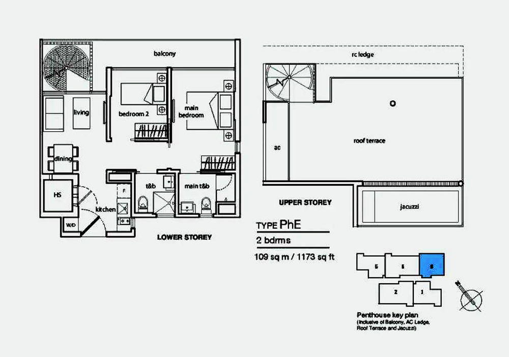 Cradels Penthouse Floor Plan Lorong Limau Cradels Penthouse Fire Sale Resale Condos near Cradels Penthouse at Central near Toa Payoh