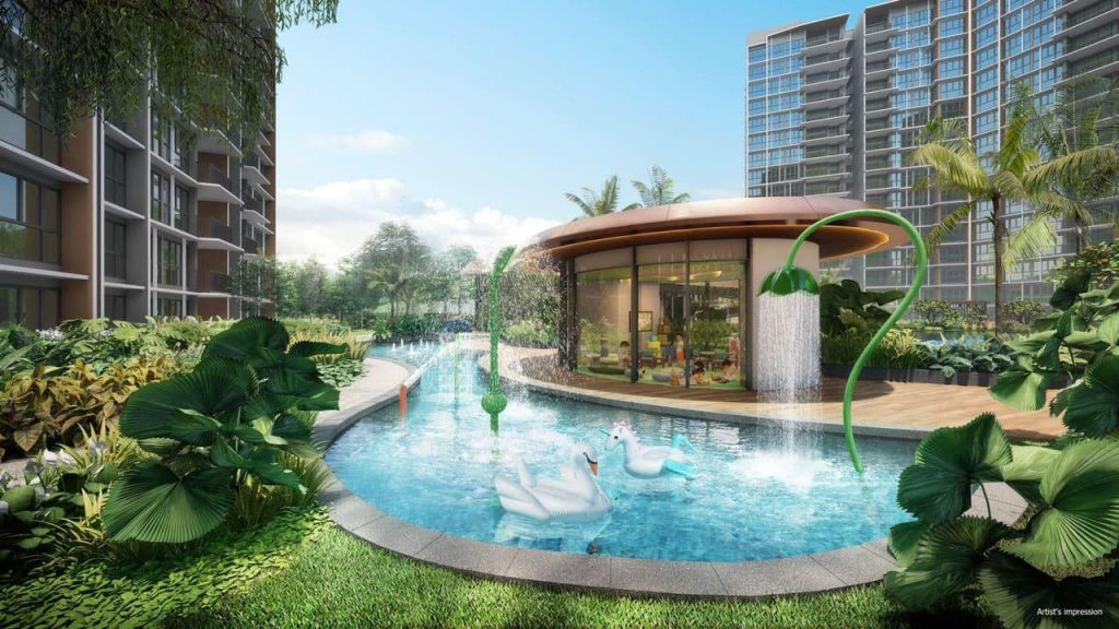Tampines LUXURY Executive Condominium