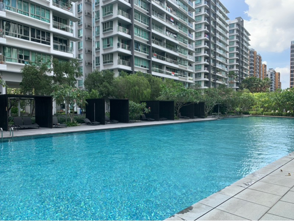 Condo units for sale Rare 5 bedroom penthouse Singapore luxury real estate